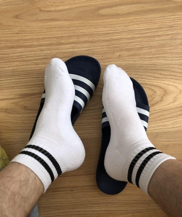 Getragen Socken Duft