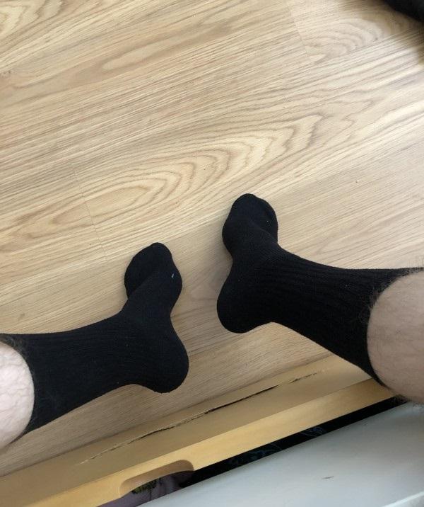 Getragen Socken Spezial